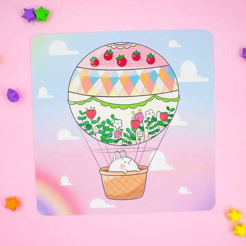 Print Quadrado Mochi 15cmx15cm | lily&puka