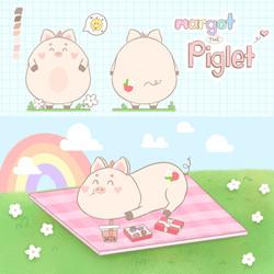 Margot - The Piglet