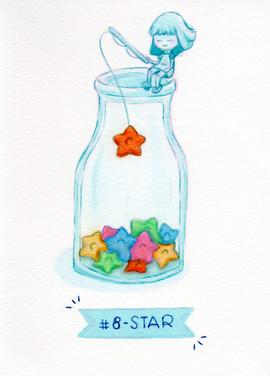 Dia 8 - Star (estrela)