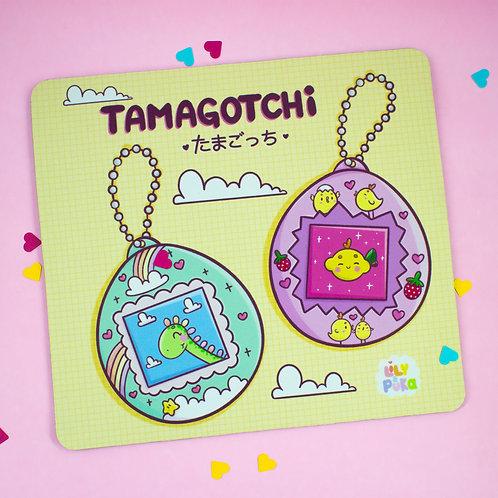 mousepad fofo - TAMAGOTCHI