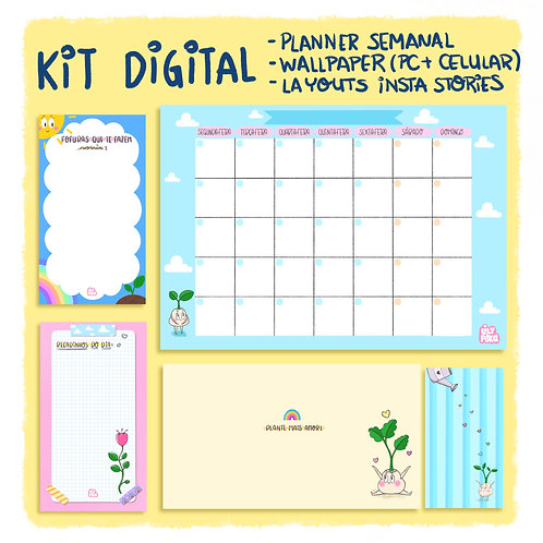 Kit DIGITAL 2 by lily&puka