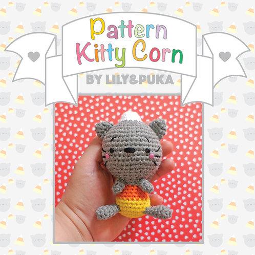 Pattern Amigurumi - Kitty by lily&puka