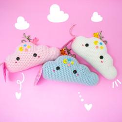 Crochet + Amor = Núvens