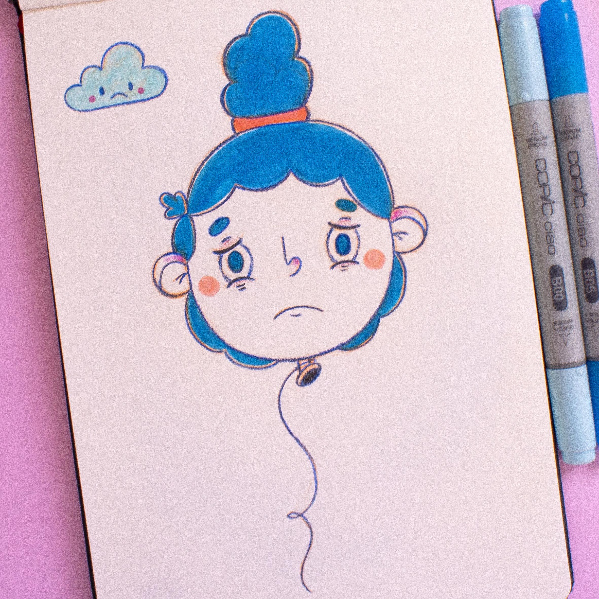 Day 7 - Sad