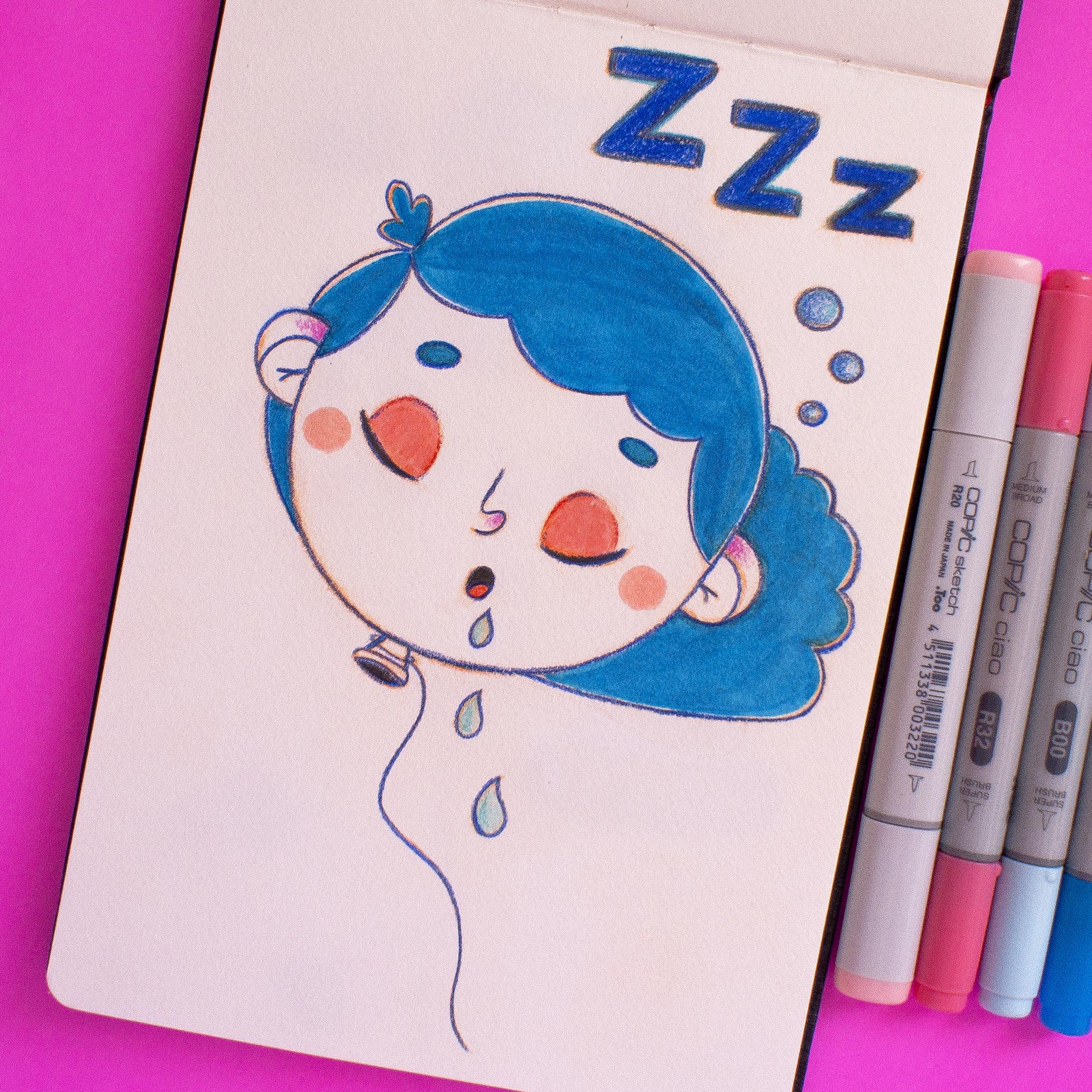Day 5 - Sleepy