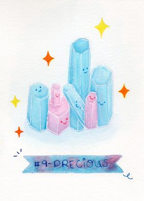 Dia 9 - Precious (preciosa)