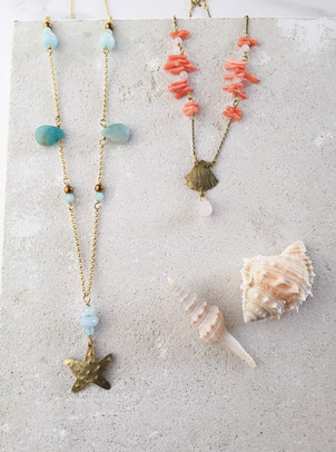 Tales from the Sea jewellery 2019