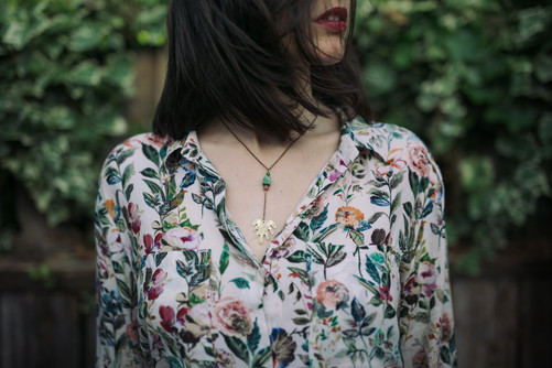 Tropical leaf capsule collection