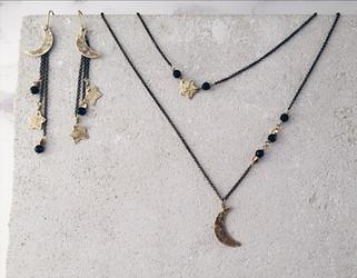 Shooting Star jewellery set