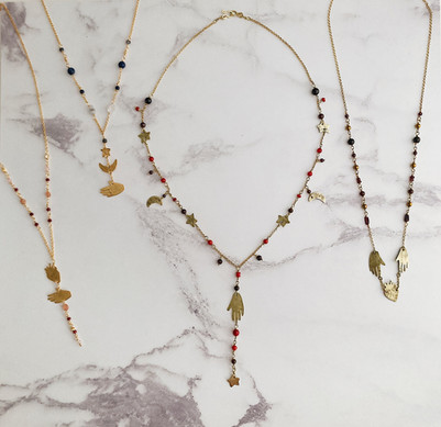 The Universe Within ~ mystical necklaces collection