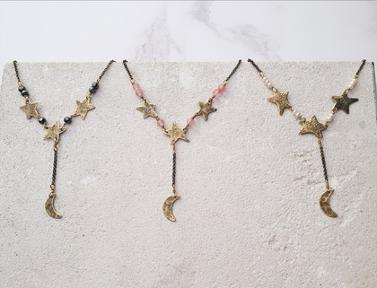 Stars and hanging moon necklaces.jpg
