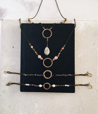 Dark Moon collection - New Moon bracelet