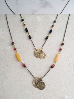 Eclipse necklaces