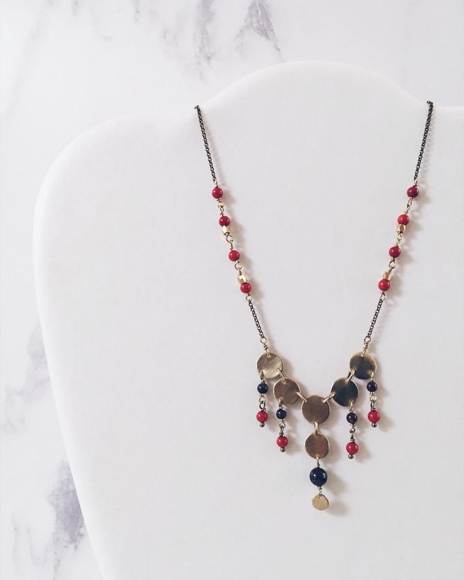 Alma Series, gypsy necklaces for gypsy souls