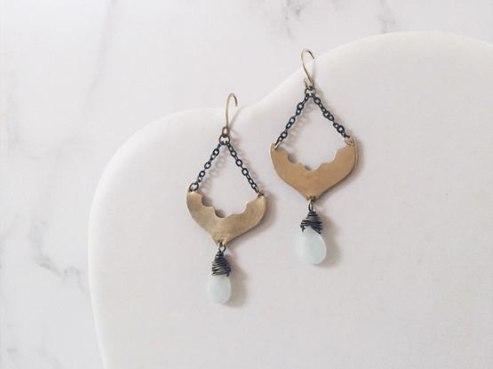 Moresque earrings