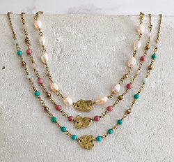 Les Memoires_necklaces_pearls%2C%20turqu