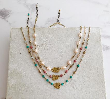 Les Mémoires necklaces