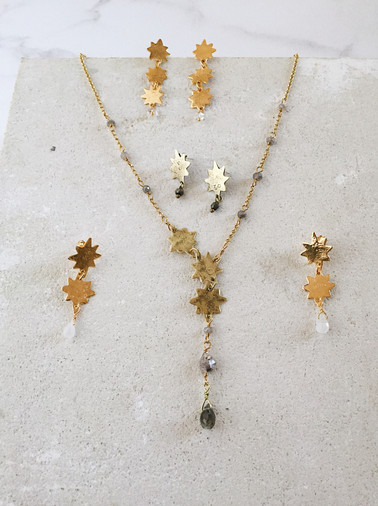 Star of the Wind jewellery collection
