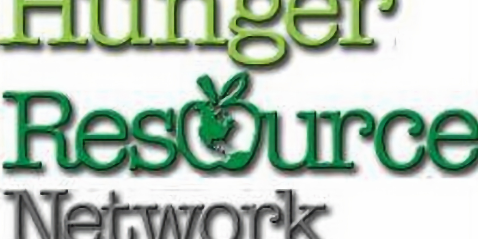 Hunger Resource Network Outreach Day