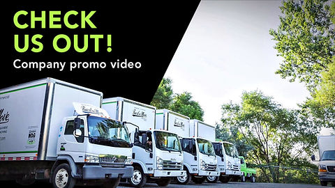 This promotional video features our moving company and the services that we offer.  It showcases our movers, our trucks and the great work we do for our customers. Since 2008 we have been proudly serving our clients in the greater montreal area by always paying special attention to high quality customer service. When you hire Bust a Move you can expect to have a successful move!