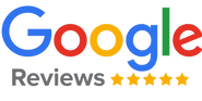 A Google reviews logo