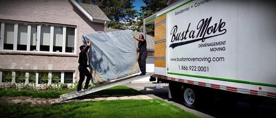 Loading a mattress