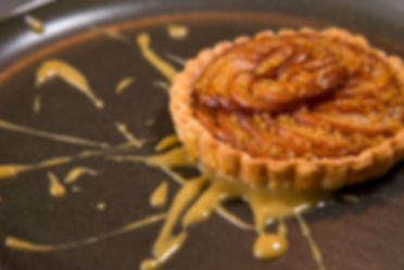 Pear and Ginger Tart with Wyoming Whiske