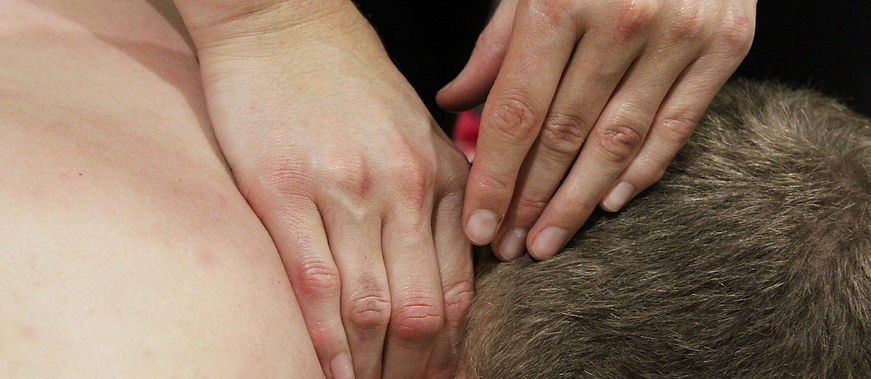 Remedial Therapy Neck Massage