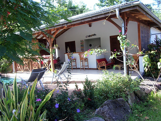 location gîtes au diamant anses d'arlet Villa grenadille Locationpitaya.com