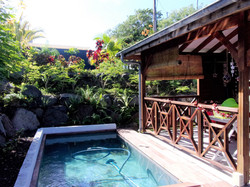 Piscine Villa Grenadille