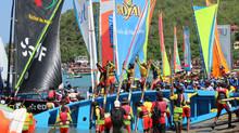 Le tour des yoles Martinique 2016