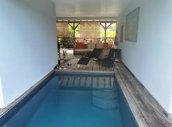villa Pitaya piscine