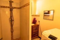 Salle d'eau Villa Pitaya