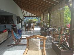 Villa pitaya terrasse