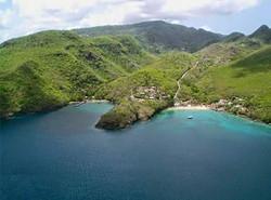 Anse noire et Anse Dufour. locationpitaya