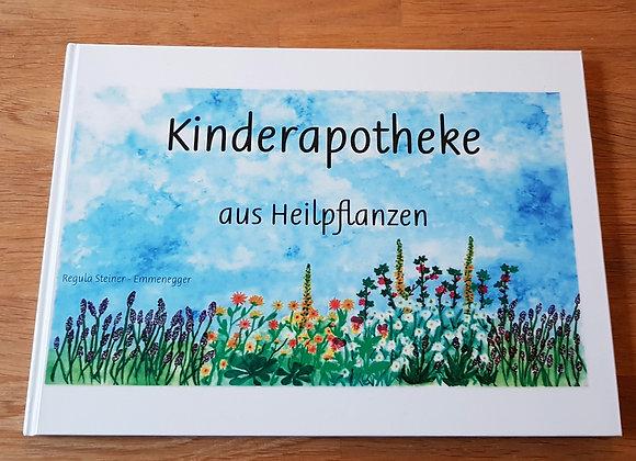 Buch Kinderapotheke aus Heilpflanzen