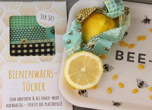 3er - Set's weitere Bienenwachstücher