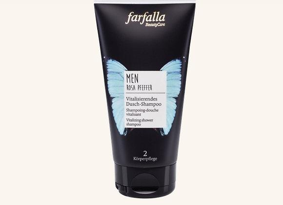 Dusch-Shampoo MEN RosaPfeffer Vitalisierend