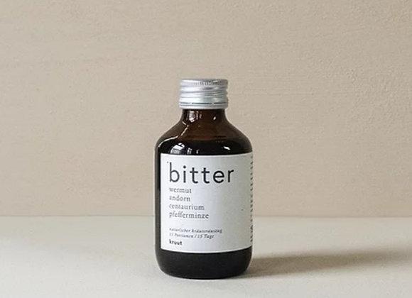 bitter  Oxymel