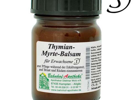 Thymian - Myrte - Balsam für Erwachsene