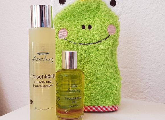 Froschkönig Dusch- und Badespass