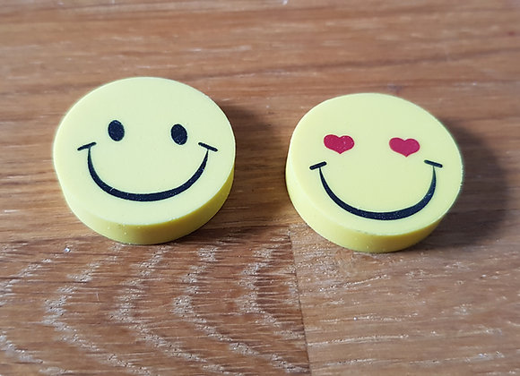 Smiley Radiergummi
