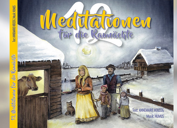CD Meditationen für die Rauhnächte