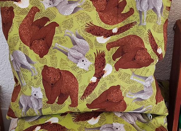 Duftkissen Krafttiere