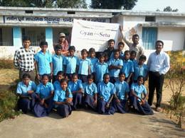GyanSetu Workshop 2014 Chhatisgarh