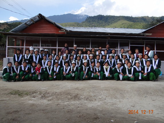 GyanSetu Workshop 2014 Arunachal Pradesh