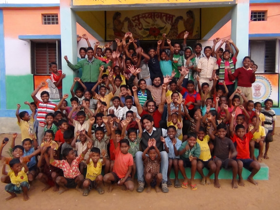 GyanSetuWorkshop 2013 Chhattisgarh