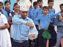 StrawCentrifugalPump 2013 Chhattisgarh