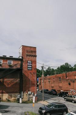 Depot Street Parking Lot