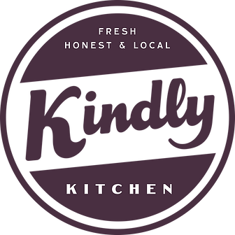 Kindly Kitchen, locally grown food